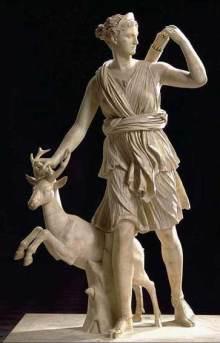 Déesse grecque Diane