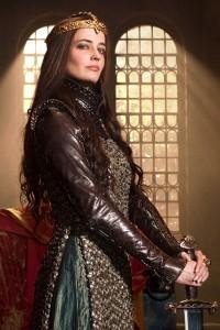 Morgane, entre fée et sorcière maléique