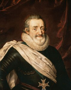 Roi Henri IV