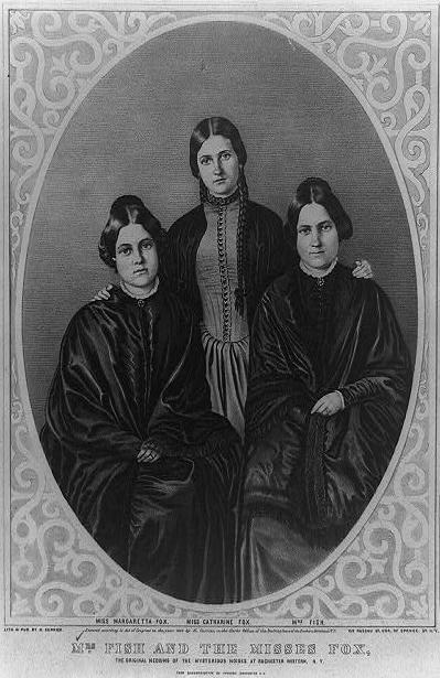 soeurs-fox-et-histoire-du-spiritisme